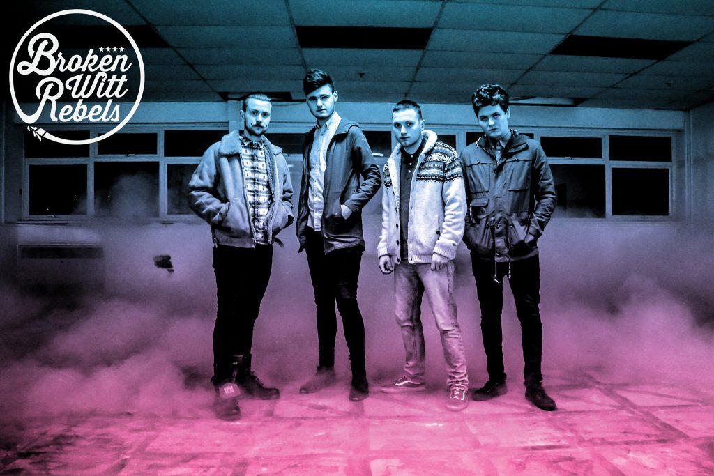 Broken Witt Rebels, Review, Music Reviews, Music Blog,