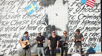 grizfolk, music review, music blog, way back when,