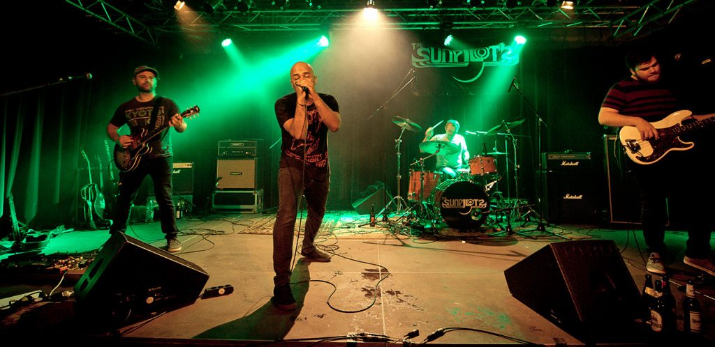 The Sunpilots, Music Review, Music Blog