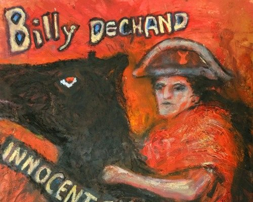 Billy Dechand, Innocent Sin, Album Review, Music Blog, New Music,