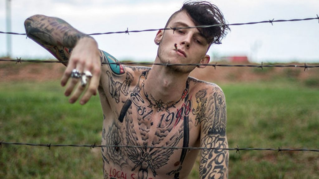Machine Gun Kelly, MGK, Music Reviews, Music Blog, Alpha Omega,