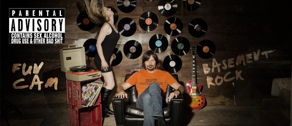 Fun Cam, Basement Rock, Music Reviews, Music Blog,
