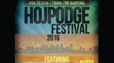 Hodgepodge Festival, Quartyard, April 2016, South California, Music Blog, Live Music Events, Music Reviews,