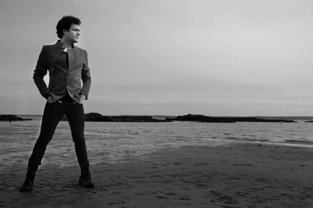 Jamie Alimorad, Rock Me To Heaven, Music Reviews, Music Blog, Single Review, Music Magazine,