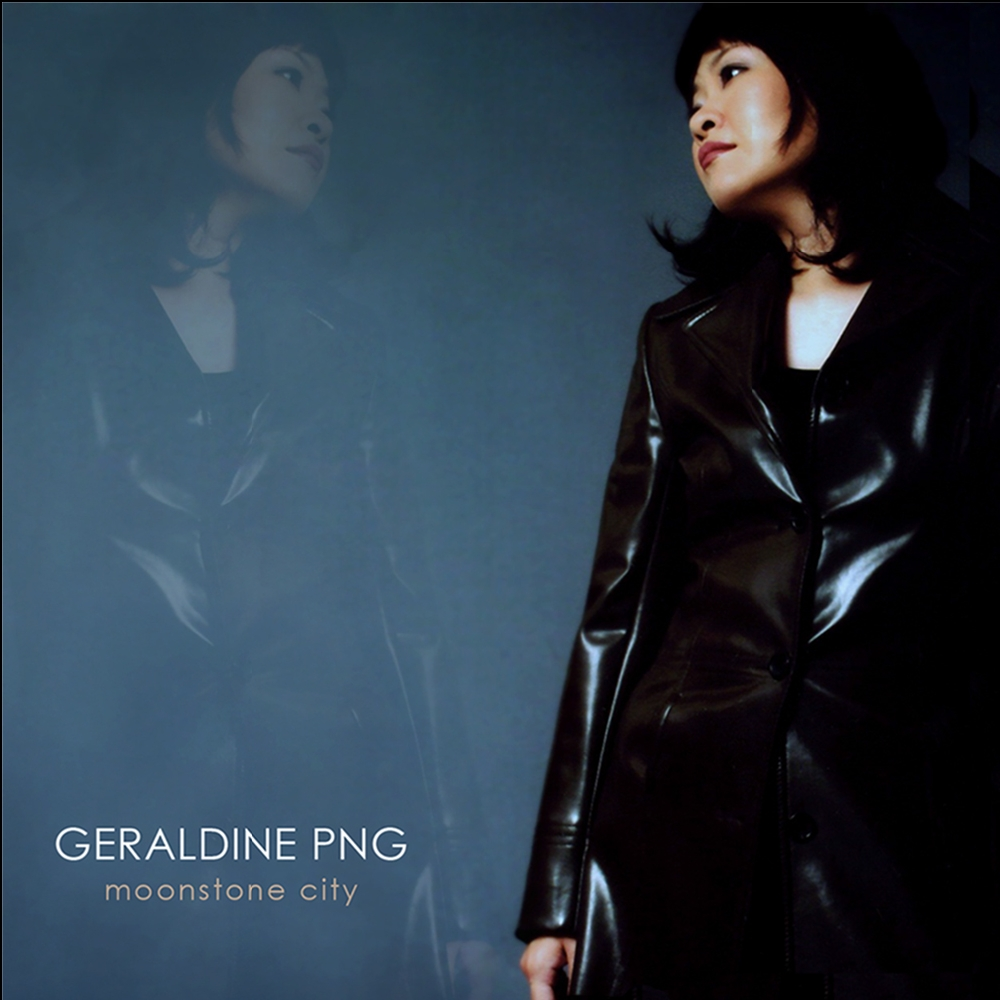 Geraldine Png, Music Reviews, Moonstone City, Album, Music Blog,