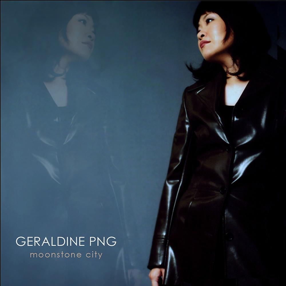 Geraldine Png, Music Reviews, Moonstone City, Album, Music Blog,