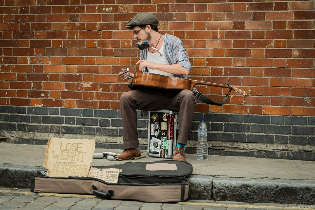 Busker, Busking, Street Performer, Music Reviews, Music Blog, Music Magazine, Unsigned,