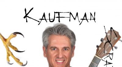 David Kaufman, Scratch, Album Review, Music Review, Music Blog, Music Magazine,