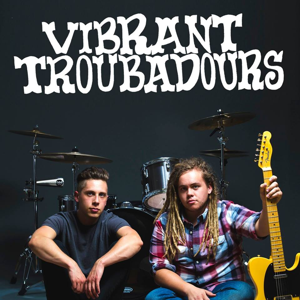 Vibrant Troubadours, Blues Rock, Album Review, Music Reviews, Music Blog, Underground Music Magazine, Unsigned Music Magazine,