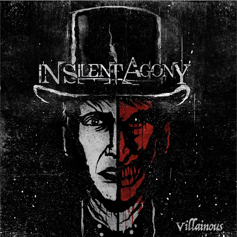 In Silent Agony, Villainous, Metal, Rock, Music reviews, EP Review, Independent Music Magazine, Music Blog, Unsigned Music,