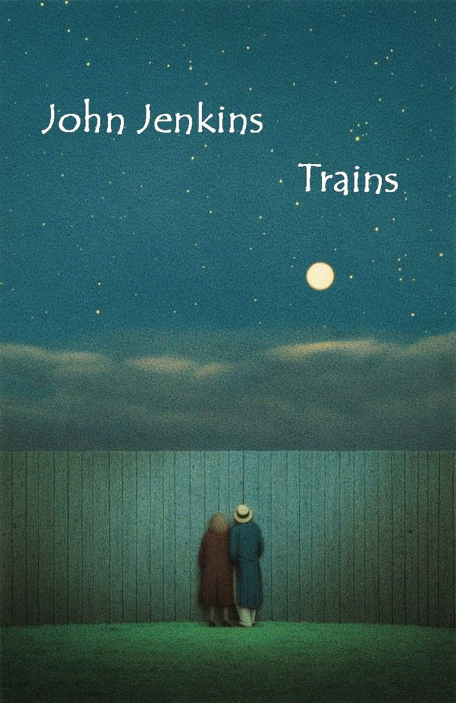 John Jenkins, Trains, Album Review, Independent Music Blog, Music Reviews,