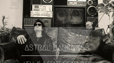 Astral Darkness, Hell is a State of Mind, EP Review, London Music Scene, Independent Music, Blog, Magazine,