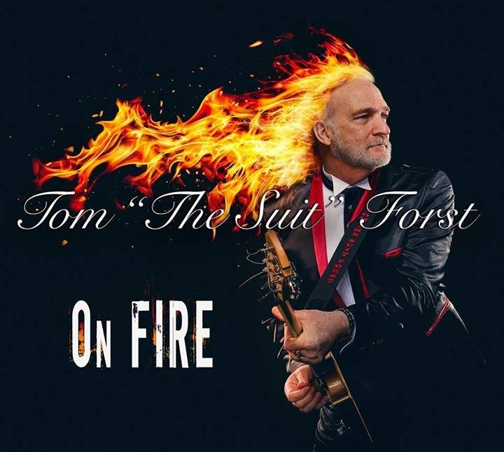 Tom The Suit Forst, On Fire, Album Review, Music Reviews, Independent Music Blog, Magazine,