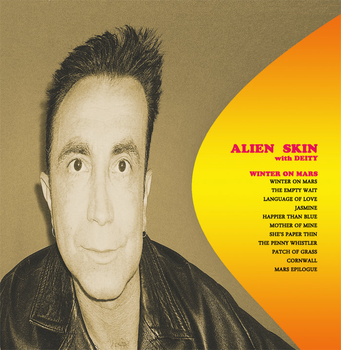 Alien Skin, Winter on Mars, Album Review, Music Reviews, Independent Music., Blog, Magazine,
