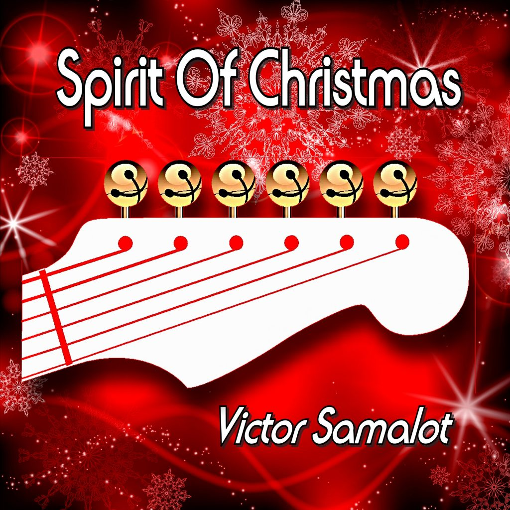 Victor Samalot, Spirit Of Christmas, Single Review, Music Review, Independent Music, Music Blog, Magazine,