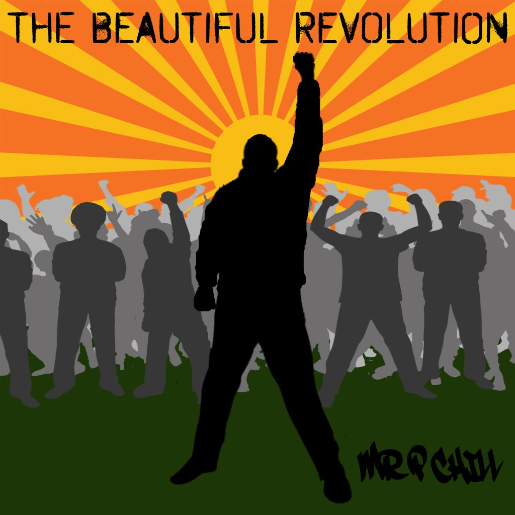 Mr P Chill, The Beautiful Revolution, Album Review, Independent Music Blog,