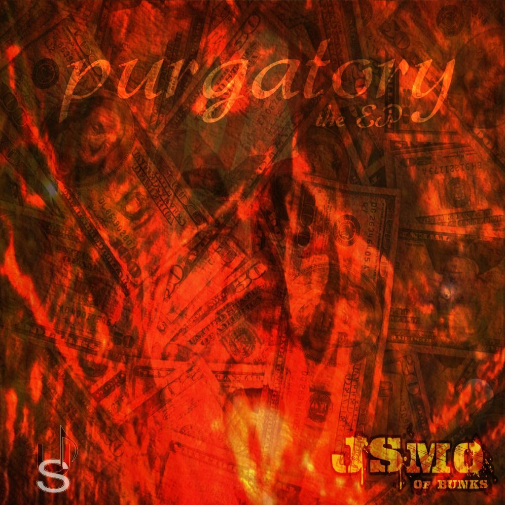 J. Smo of Bunks, Purgatory, EP Review, Independent Music Blog, Music Reviews, Hip-Hop
