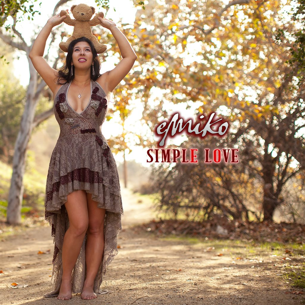 Emiko, Simple Love, Independent Music Blog, Music Reviews, Unsigned Music,