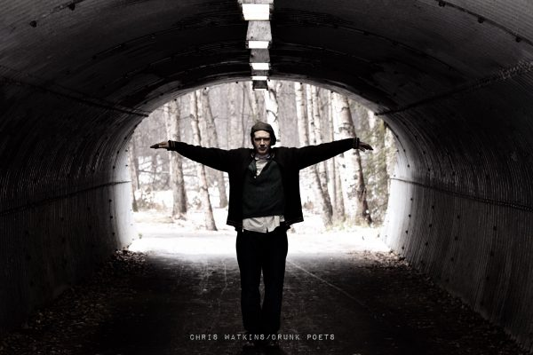 Chris Watkins, Drunk Poets, Cheerleader In Love, Single Review, Music Reviews, Independent Music Blog, Music Magazine,