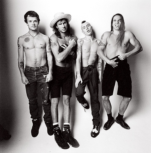 Red Hot Chili Peppers, 1991, Music Reviews, Independent Music Blog, Music Promotion,