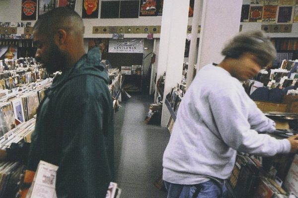DJ Shadow, Endtroducing, Back Of The Stack, Retrospective, Music Releases 1996, 1996, Music Reviews, Independent Music Blog, Music Magazine, Kev McCready,