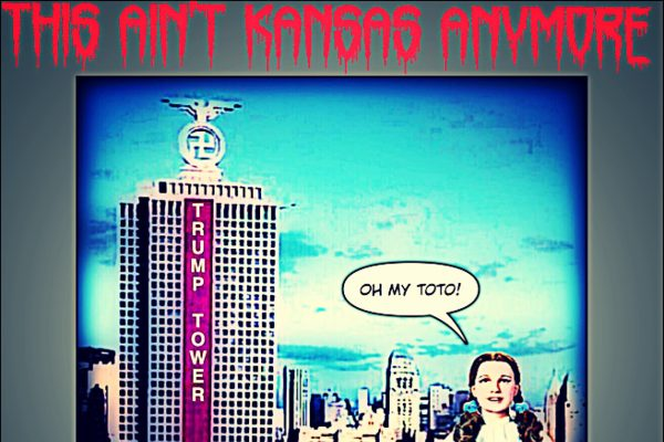 Psycho Melodic Kill Switch, This Ain't Kansas Anymore, Music Reviews, Independent Music Blog, Independent Music Promotion, Protest Music, Anti-Trump.