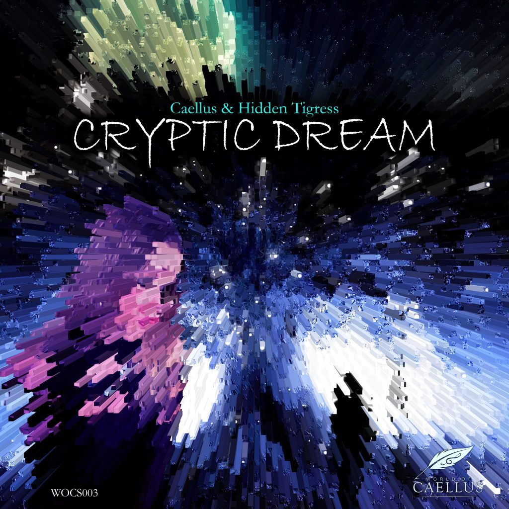 World Of Caellus, Hidden Tigress, Cryptic Dream, Music Reviews, Independent Music Blog,