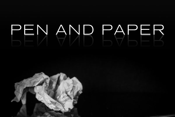 Three Words, Pen and Paper, German Hip-Hop, Music Reviews, Independent Music, Music Blog, Music Promotion,