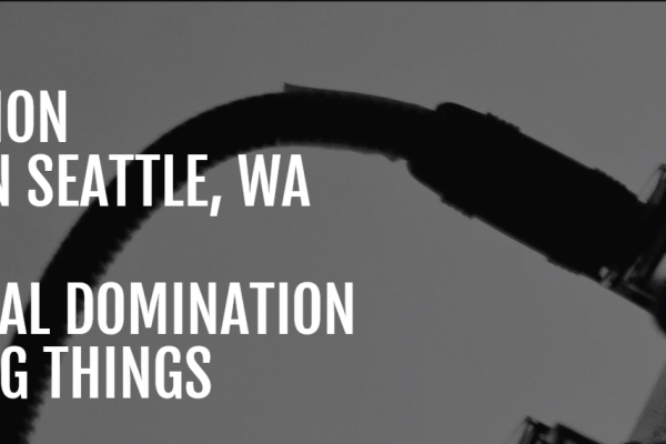 DJ Total Domination, Waking Things, Live Music, Live Event, Seattle Music, Seattle, Barge Festival, Independent Music,