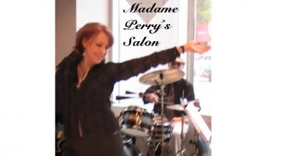 Madame Perry's Salon, Podcast, Independent Podcast, Podcast Review, Magazine Feature, Music Reviews,