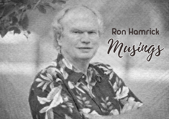 Ron Hamrick, Musings, Album Review, Music Reviews, Independent Music, New Music Blog, Music Promotion, Unsigned,