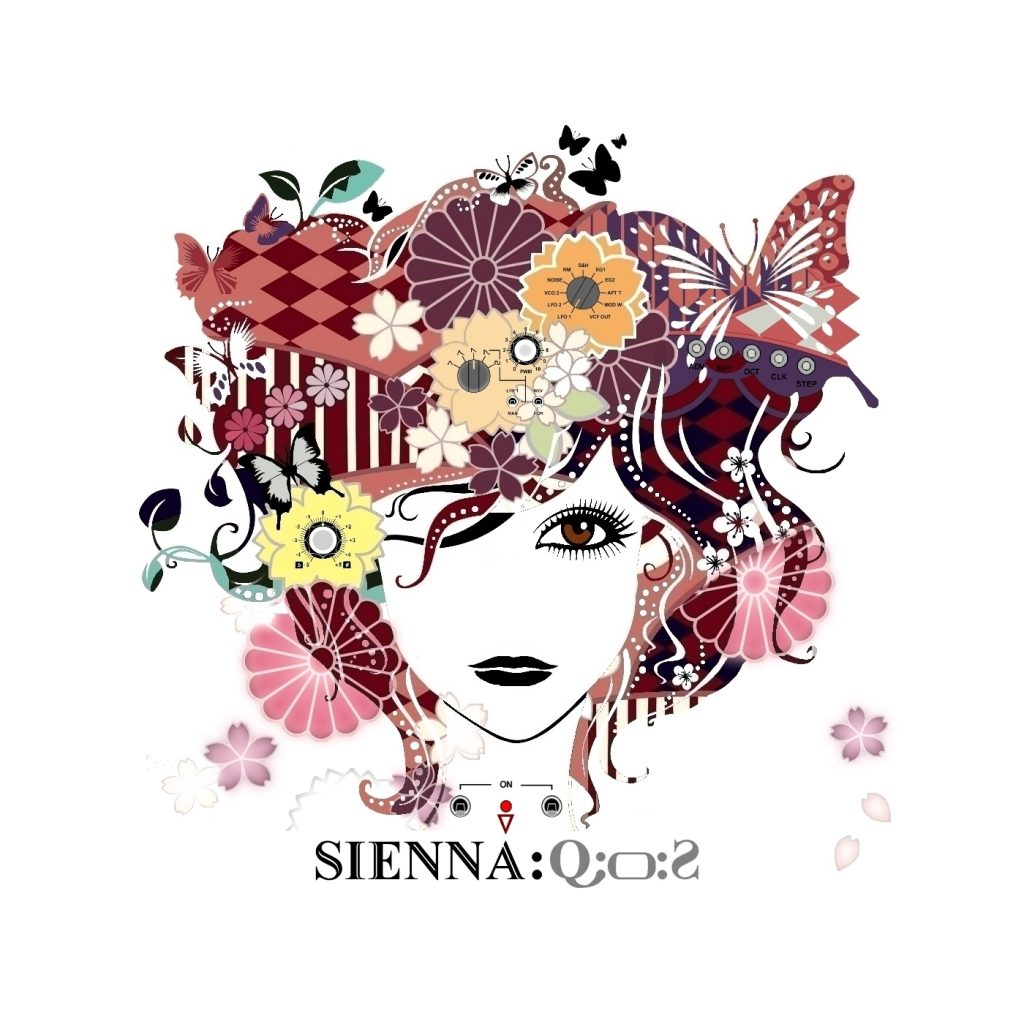 SIENNÁ, Q.o.S, Album Review, Independent Music, New Music Blog, Electronica, Unsigned Artist, DJ, Downtempo, Music Reviews,