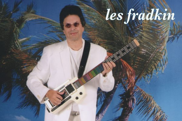Les Fradkin, Welcome To The New Age, Album Review, Music Reviews, Independent Music, New Music Blog, Music Promotion,