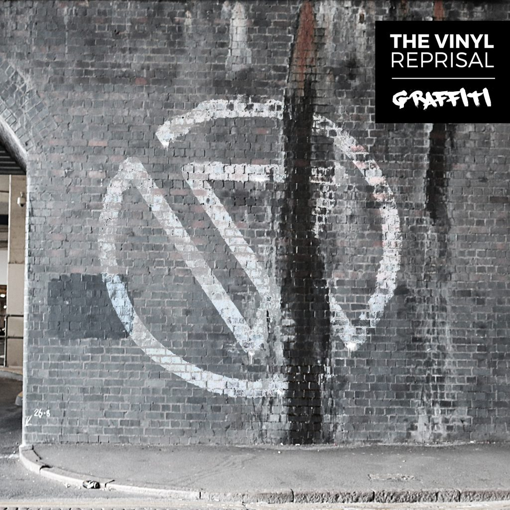 The Vinyl Reprisal, Graffiti, Birmingham Band, New Music Blog, UK Bands, Independent Music, Unsigned Bands, Music Reviews, Indie Music,