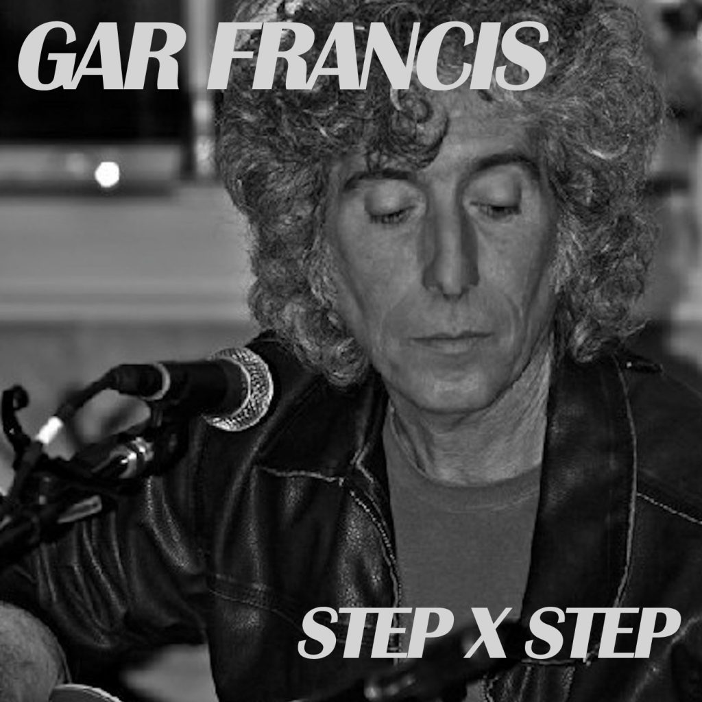 Gar Francis, Step X Step, Music Review, Single Review, Independent Music, New Music Blog,