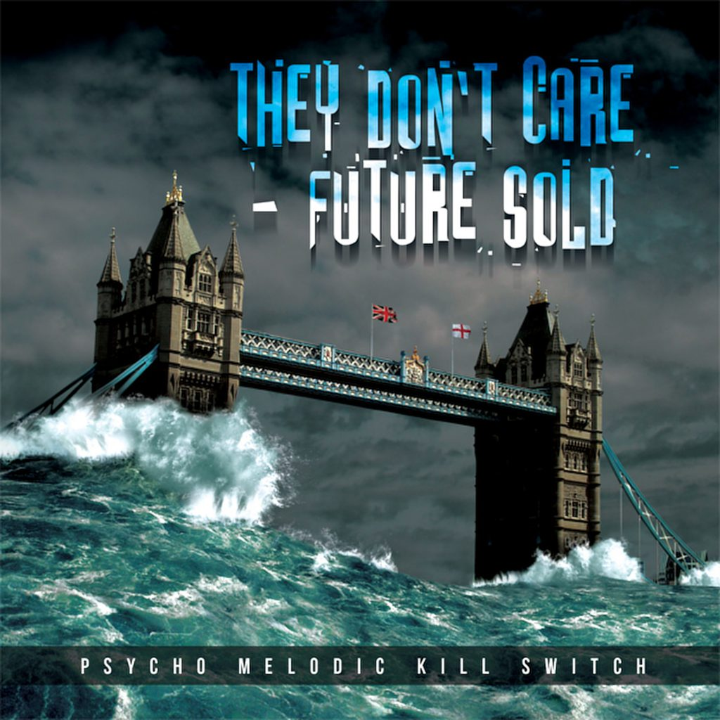 Spike Summers, Psycho Melodic Kill Switch, Theresa May Song, Music Reviews, Independent Music Blog, Saudi Arabian Band, They Don't Care,
