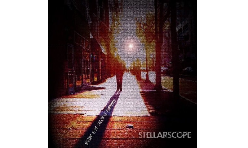 Stellarscope, Standing In The Shadow Of Your Ghost, Album Review, Independent Music Blog, Music Promotion, Music Magazine, Producer Review,