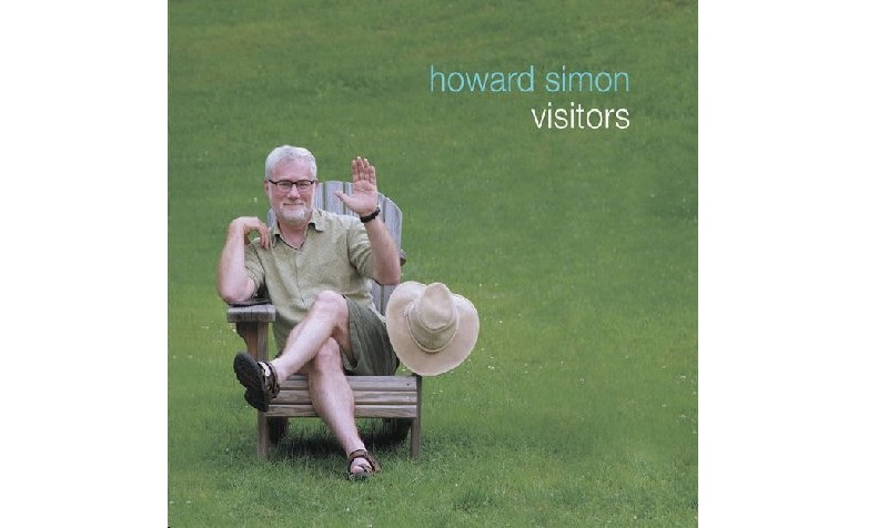 Howard Simon, Visitors, Album Review, Independent Music Release, New Music Blog, Unsigned Artists, Music Promotion, Indie Music Promotion,