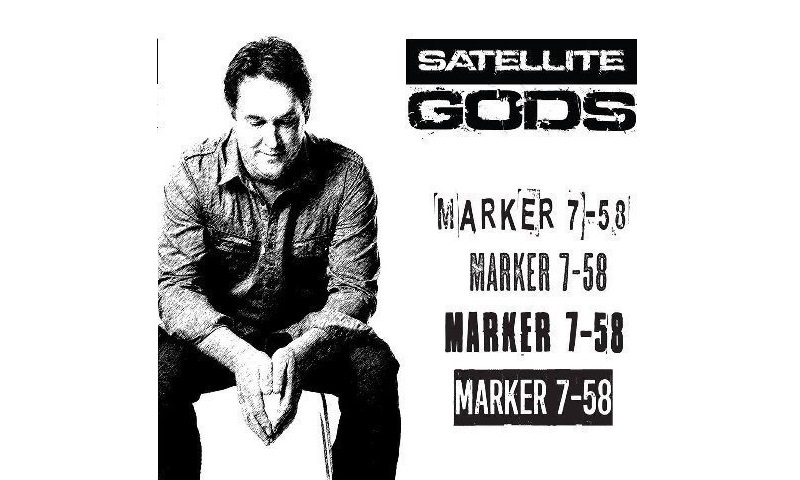Satellite Gods, Marker 7-58, Album Review, Indie Band, Independent Music, New Music Blog, Music Promotion, Unsigned Bands,