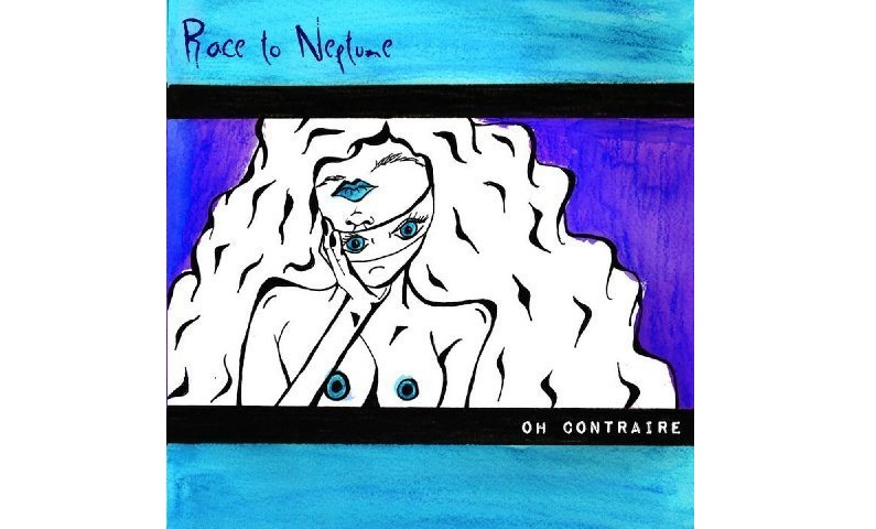 Race To Neptune, Oh Contraire, Album Review, Independent Music, Unsigned Band, New Music,