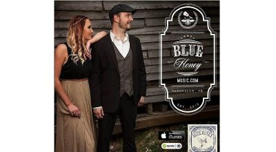 Blue Honey, 2 Song EP, Indie Duo, Independent Music, Indie, New Music Blog, Music Reviews, Unsigned Artists, Music Promotion,