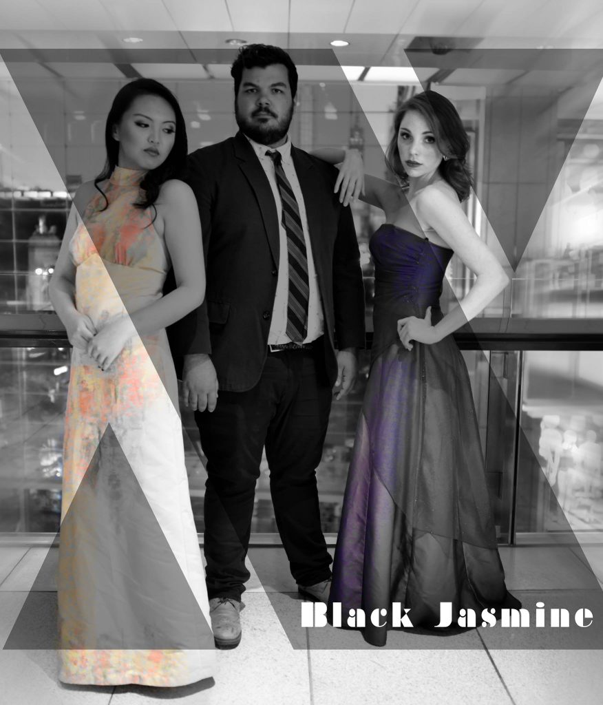 Black Jasmine, The Story Of Black Jasmine, Musical Theatre New York, Independent Music, Indie Artists, Music Review, Unsigned, Music Promotion,