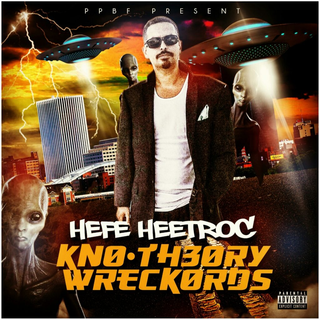 Hefe Heetroc, I Already Got That, The Shadow Cabal of the 8 Oligarchs, Independent Music Blog, HipHop Reviews, Music Reviews, Indie, Unsigned Artists, Rappers, Music Promotion,