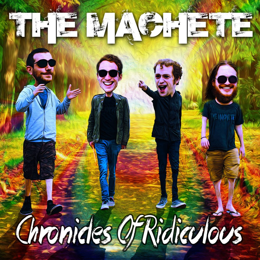 The Machete Band, Trial, Chronicles Of Ridiculous, Instrumental Band, Guitar Band, Acoustic Music, Indie, Independent Music Blog, Unsigned Bands, Music Promotion,