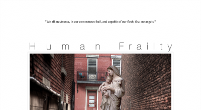 Human Frailty, Album Review, Peter Cavallo, Independent Music Blog, New Music Blog, Unsigned Artists, Indie, Songwriter,
