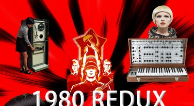 Alien Skin, 1980 Redux, Album Review, David Bowie, Analogue, EDM, Trip Hop, Synth Pop, Music Reviews, Indie Blog, Independent Music, Unsigned Artists, Music Promotion,