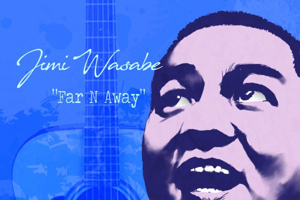 Jimi Wasabe, Far and Away, Guitarist, Music Review, Independent Music Blog, Unsigned Artists, Indie Blog, Music Promotion, Submit Your Music,