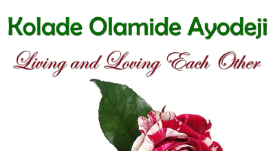 Kolade Olamide Ayodeji, EP, Living and Loving Each Other, Music Review, Indie Blog, Music Promotion, Independent Music Blog, Submit Music, Music Submissions,