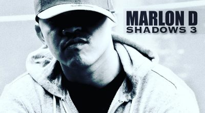 Marlon D, Shadows 3, Wake Up, Music Review, Indie Blog, Independent Music, Unsigned Artists, Music Promotion, Alternative Music Blog,