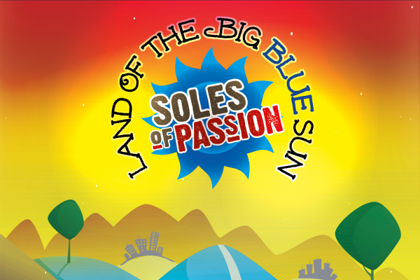 Soles Of Passion, Land Of The Big Blue Sun, Country Rock Band, EP Review, Indie Blog, Online Magazine, Independent Music, Music Promotion, Submit Your Music,